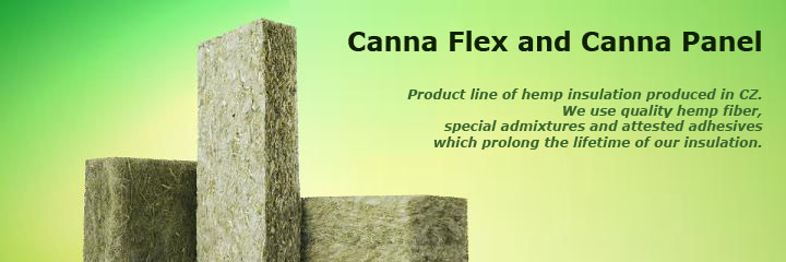 Canna Flex and Canna Panel